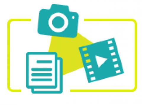 Imágenes, vídeos y documentos